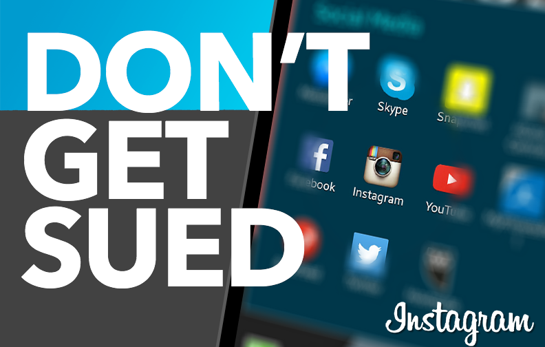 Image - Don't Get Sued by Instagram: 8 Guidelines You Should Follow